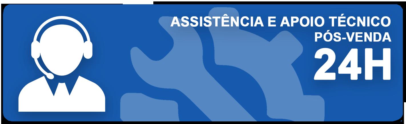 Assistência e Apoio - Clique para ver mais