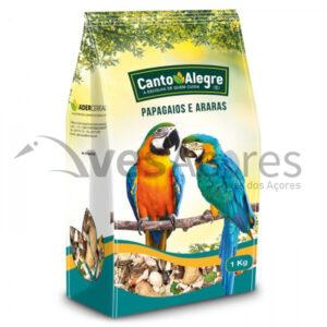 Mistura Para Papagaios Classic 1 kg