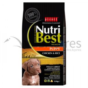 Picart Nutribest Premium Cão Puppy – Frango E Arroz
