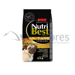 Nutribest Premium Light Cão – Frango E Arroz