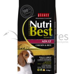 Picart Nutribest Premium Cão Adulto – Frango E Arroz